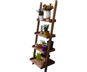Blumentreppe Preisvergleich | Günstig Bei Idealo Kaufen Blumentreppe Holz Metall Pflanzentreppe