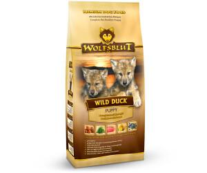 wolfsblut wild duck puppy 15 kg ab 59 89. Black Bedroom Furniture Sets. Home Design Ideas