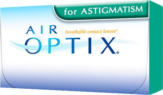Alcon Air Optix for Astigmatism +5.00 (6 unità)