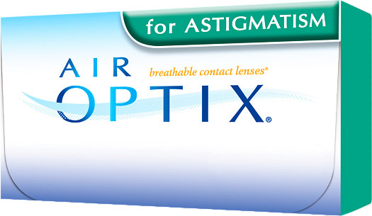 Alcon Air Optix for Astigmatism 2.50 (6 unità)