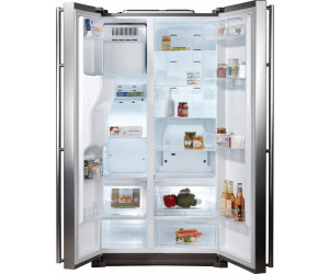 Side By Side Kühlschrank Ohne Wasseranschluss Preisvergleich : Samsung rs thcsl ab u ac preisvergleich bei idealo