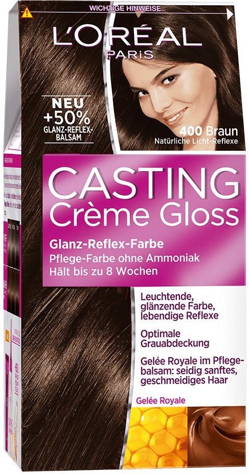 L'Oréal Casting Creme Gloss 400 Braun (160 ml)