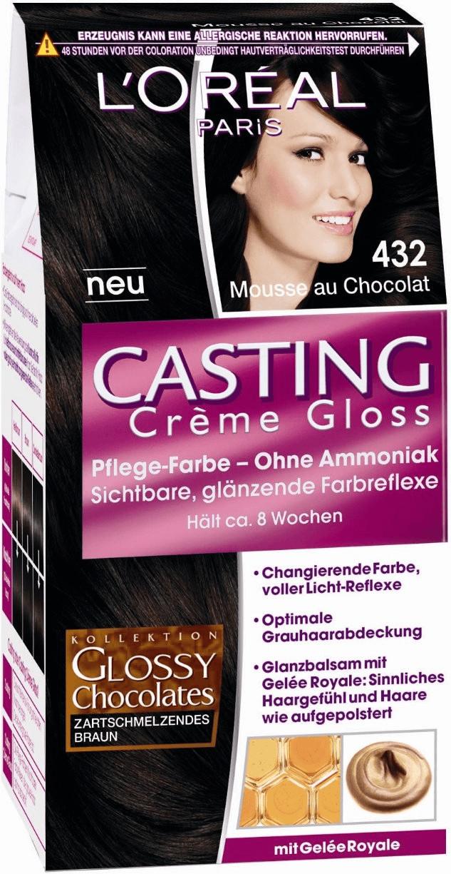L´Oréal Casting Creme Gloss 432 Mousse au Choco...