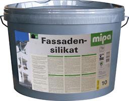 mipa Fassaden- Silikatfarbe 10 l