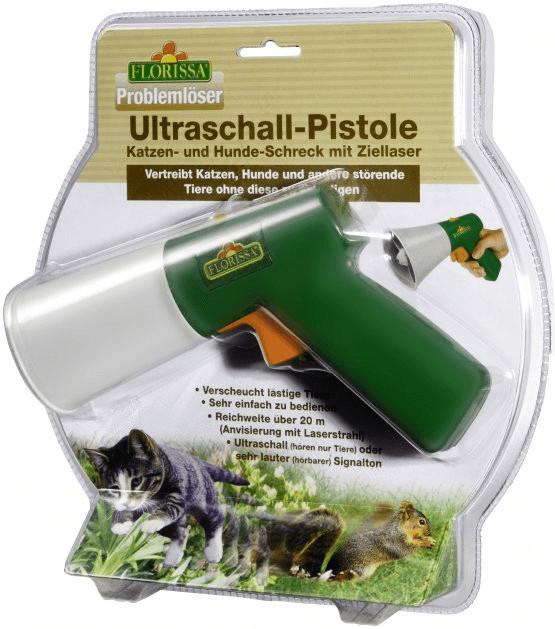 Florissa Ultraschall-Pistole Hunde- & Katzensch...