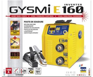Gysmi E160 Prix