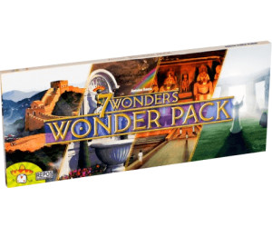 Image of Asmodée 7 Wonders Wonder-Pack
