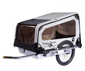 kid 39 s fahrradanh nger tourer doggy gr l ab 639 00. Black Bedroom Furniture Sets. Home Design Ideas