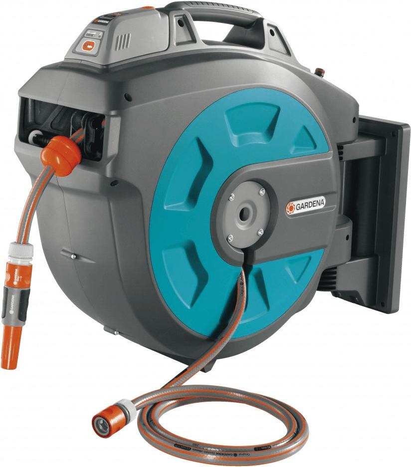 Gardena Wand-Schlauchbox 35 roll-up automatic Li (8025-20)