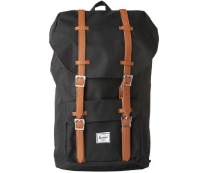 5961f245a1194 Buy Herschel Little America Backpack black (00001) from £69.95 ...