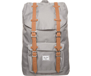 c34779a39278c Buy Herschel Little America Backpack grey from £69.95 – Best Deals ...