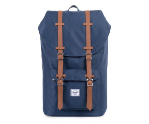 33a4e5bc9c43 Buy Herschel Little America Backpack navy tan from £91.28 – Best ...