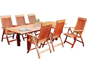 gartenmöbel-set holz preisvergleich | günstig bei idealo kaufen, Gartenmöbel