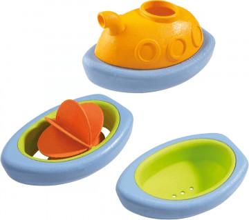Image of Haba Set di navi da bagno