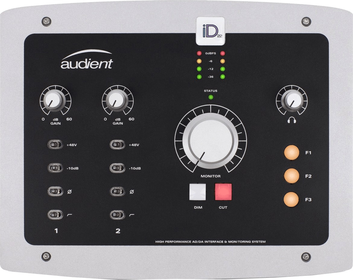 Image of Audient iD22