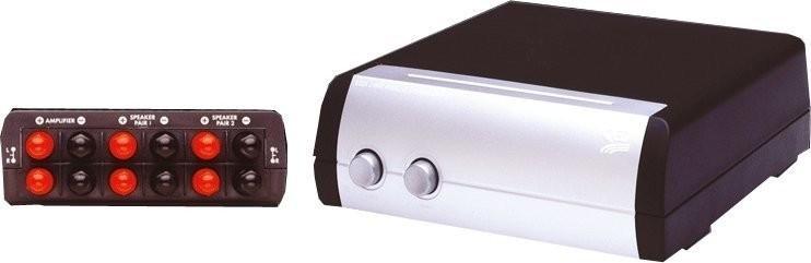 QED SS21 2-fach Lautsprecher-Umschalter