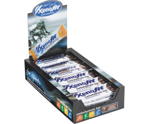 Xenofit Carbohydrate Bar Chocolate Nut (1 Bar)