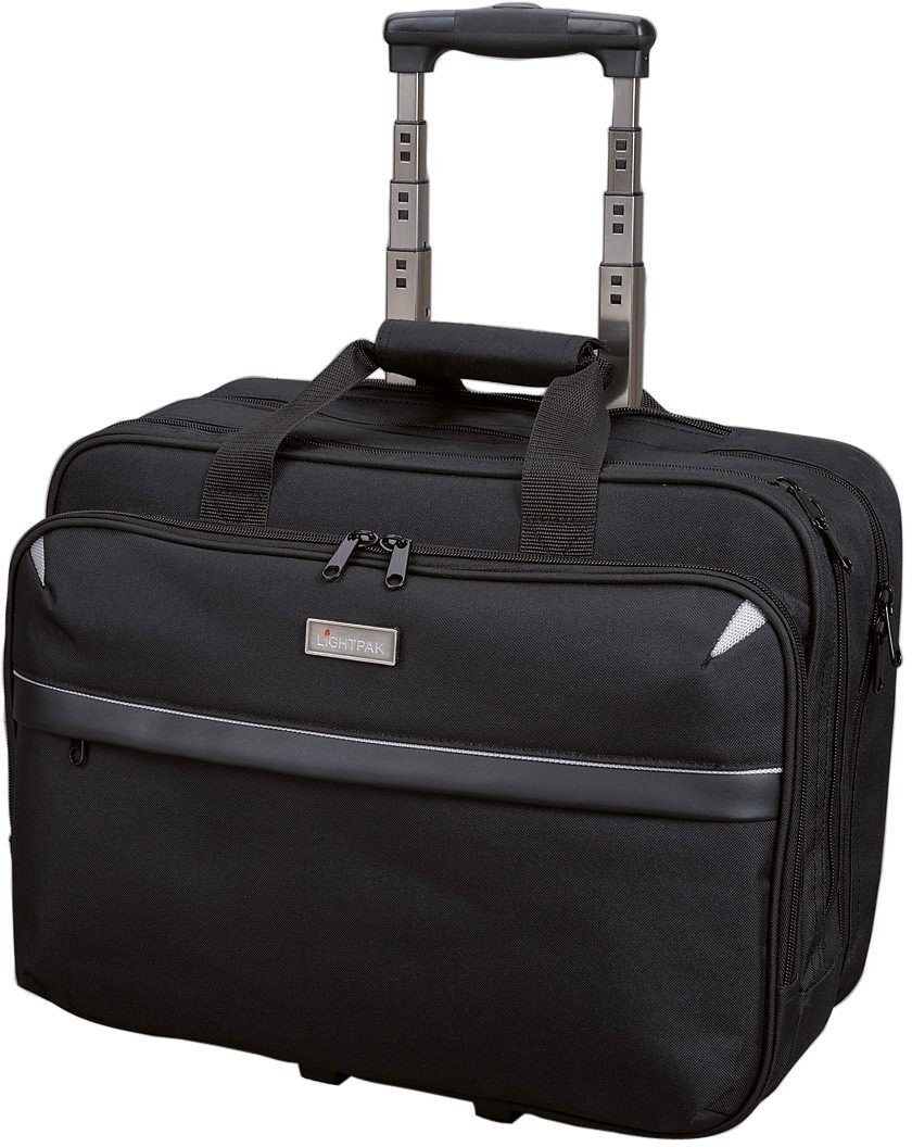 Image of Alassio XRAY Business Laptop Trolley (46099)