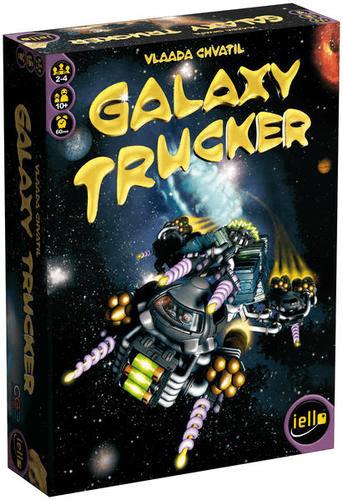 Iello Galaxy Trucker (französisch)