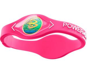 POWER BALANCE Silicone Wristband Pink