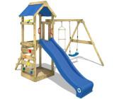Klettergerüst Stahl : Kinderschaukel mit kletternetz stahl schaukel