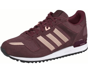 adidas zx 700 w schuhe grau pink