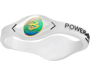 POWER BALANCE Silicone Wristband White