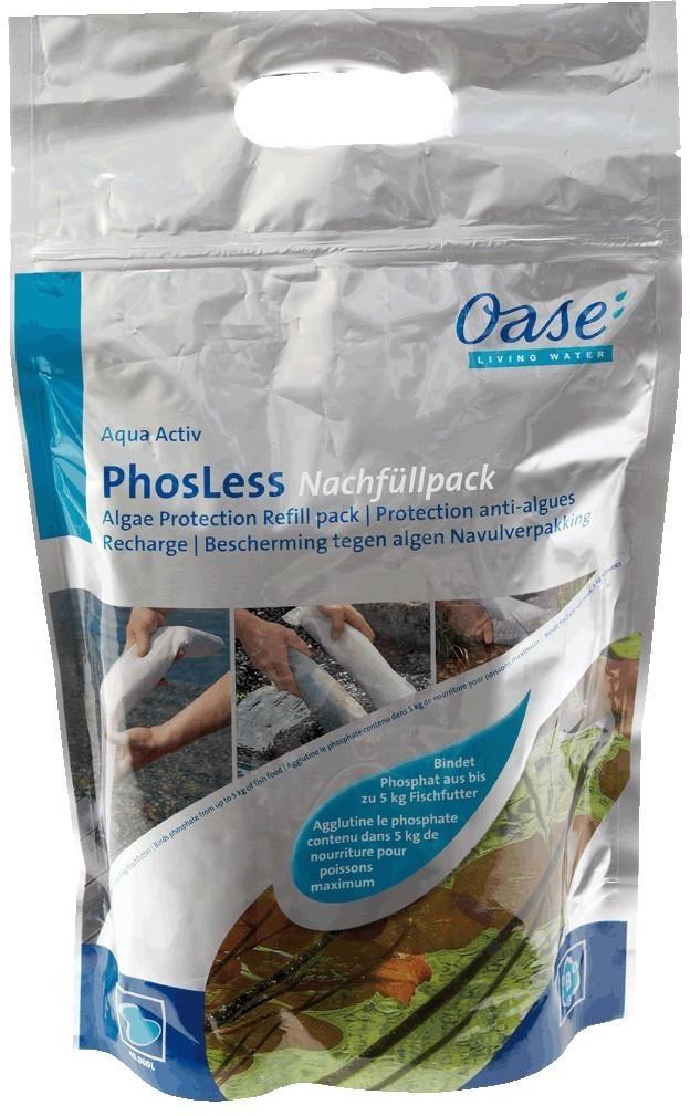 Oase PhosLess Nachfüllpack Algenschutz