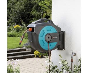 gardena wand schlauchbox 25 roll up automatic 8023 20 ab 99 99 preisvergleich bei. Black Bedroom Furniture Sets. Home Design Ideas