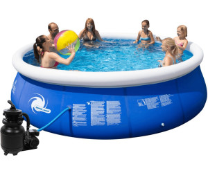 Einbaupool set amazing intex easy pool durchmesser cm hhe for Intex pool 150 cm tief
