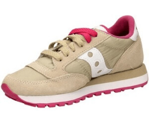 Saucony Original White green and pink Jazz Original