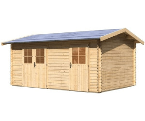 gartenhaus 5m x 3m