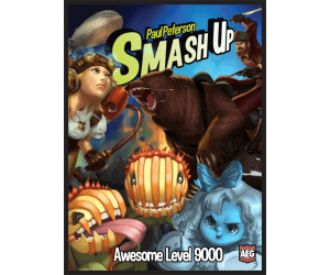 Image of Alderac Entertainment Group Smash Up - Awesome Level 9000