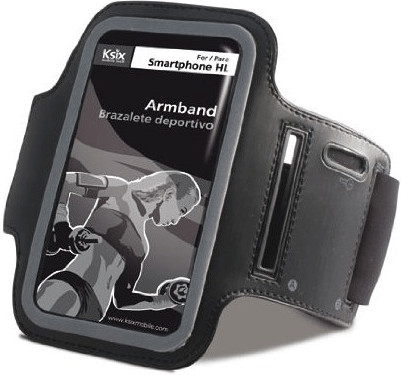 Ksix mobile tech Sport Armband (iPhone 5)