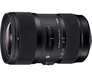 Sigma 18-35mm f1.8 DC HSM Art [Canon]