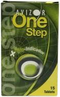 Avizor One Step Bio Indikator Neutralisationstabletten (15 Stk.)