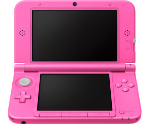 nintendo 3ds xl rose au meilleur prix sur. Black Bedroom Furniture Sets. Home Design Ideas