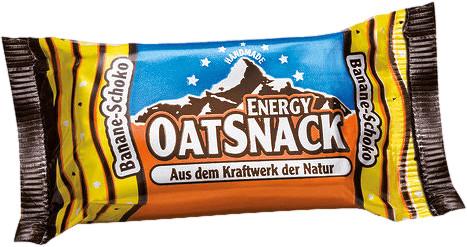 Oatsnack Energie Riegel Banane-Schoko 65g