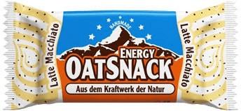 Oatsnack Energie Riegel Latte Macchiato 65g