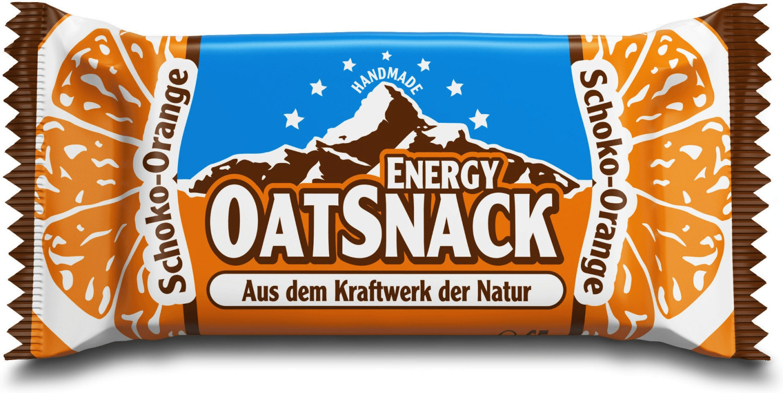 Oatsnack Energie Riegel Schoko-Orange 65g