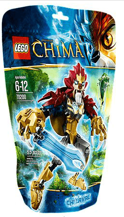 LEGO Legends of Chima CHI Laval (70200)