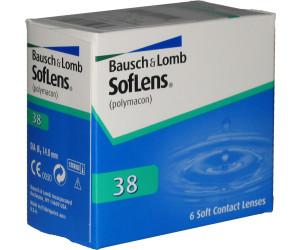 bausch lomb soflens 38 6 stk ab 15 46. Black Bedroom Furniture Sets. Home Design Ideas