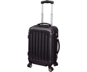 Alassio 4-Wheel Trolley Carbon Look 75cm (45541)