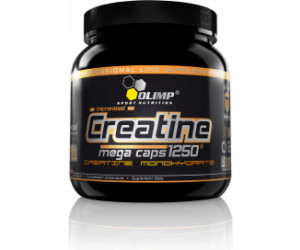 first look best cheap new design Buy Olimp Creatine Mega Caps from £6.99 (Today) – Best Deals ...