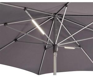 doppler led sonnenschirmbeleuchtung ab 64 99. Black Bedroom Furniture Sets. Home Design Ideas