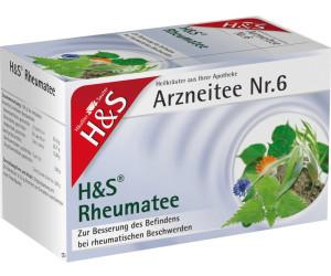 H&S Rheumatee Nr. 6 (20 Stk.)