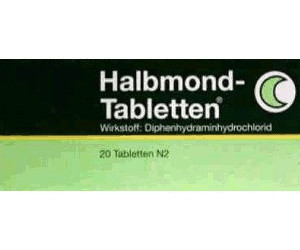 Halbmond Tabl. 20 Stück