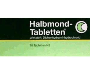 Halbmond Tabl. 10 Stück