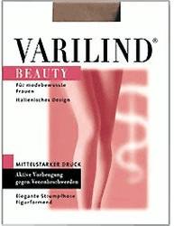 Varilind Beauty Schenkelstrumpf 5 schwarz