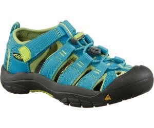 quality design 431a1 0274e Keen Newport H2 Kids hawaiian blue/green glow ab 28,48 ...